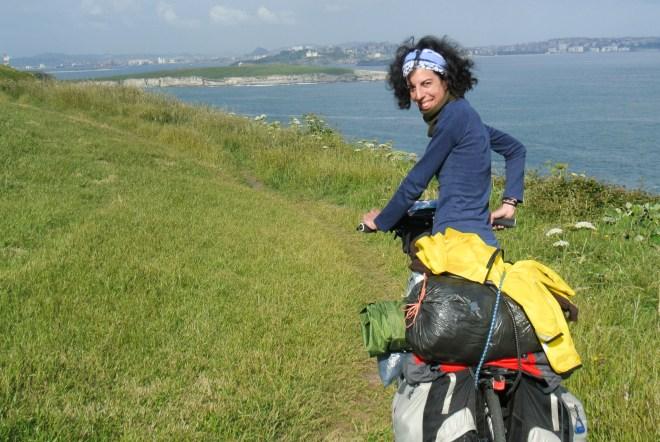 viaje en bici por Cantabria