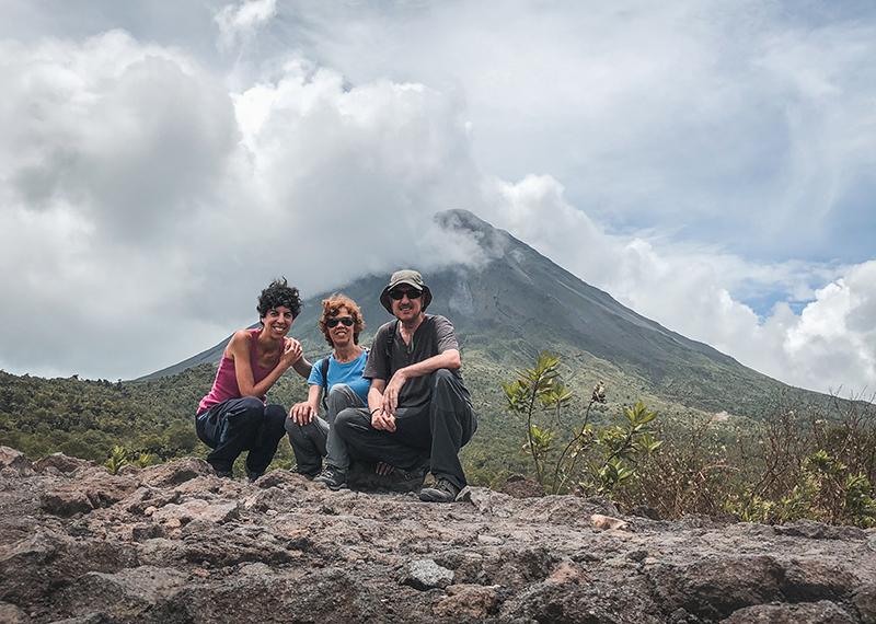 aquiler de coche en Costa Rica con mis padres