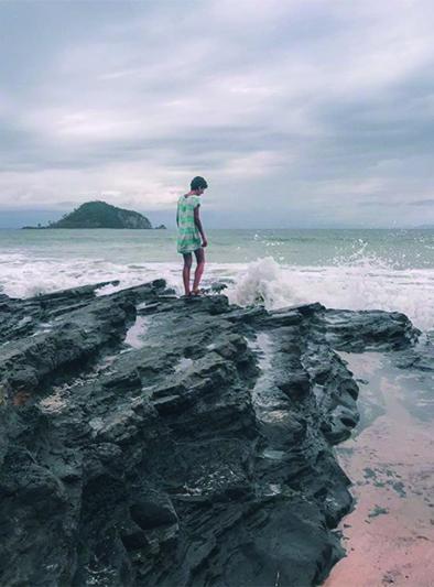 Fotos de viajeras solitarias