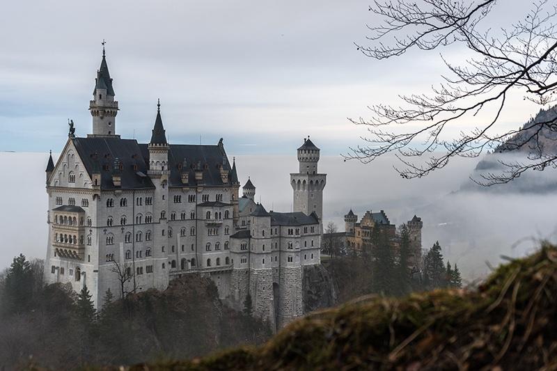 Lugares y ciudades cercanas a Múnich, Alemania