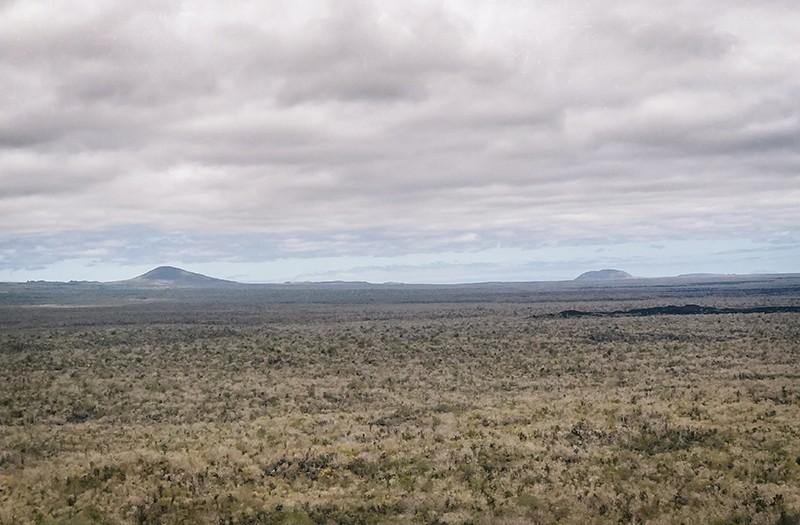 Isla Isabela y sus volcanes