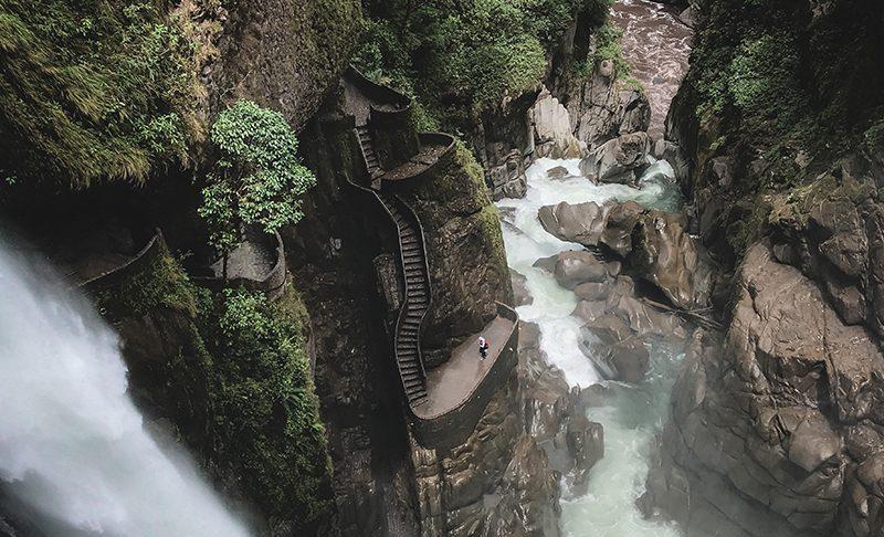 Las mejores cascadas de Ecuador