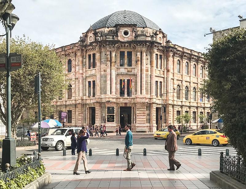 Arquitectura de Cuenca, Ecuador