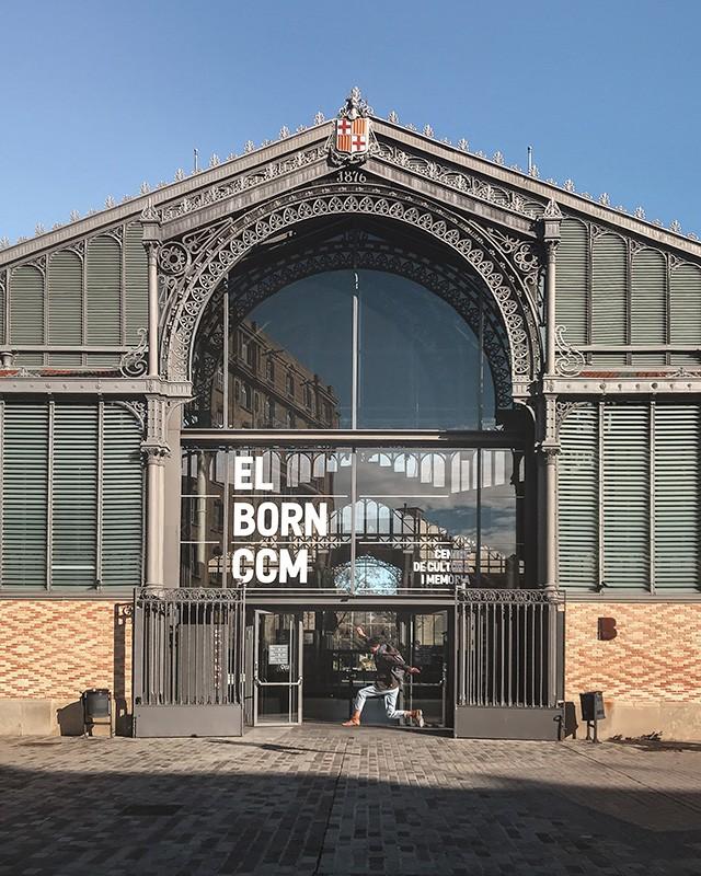 El born CCM gratis el primer domingo