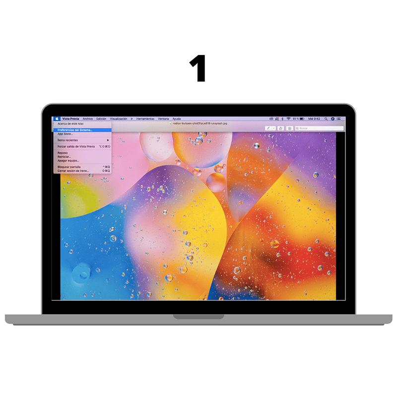 Cómo calibrar la pantalla de un Mac
