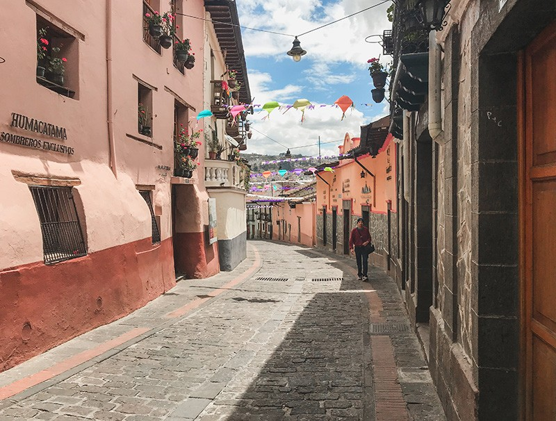 Es obligatorio un seguro de viaje a Ecuador