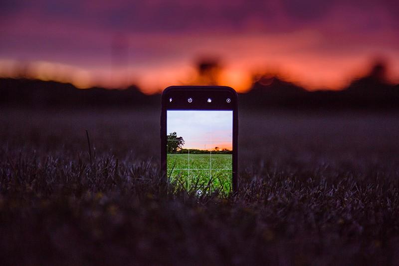 Cómo hacer fotos en el móvil