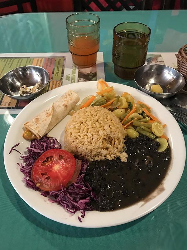 Cuánto cuesta comer en Ecuador
