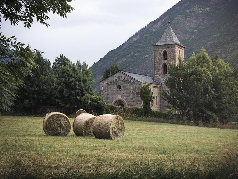 iglesias que visitar en Vall de Boí