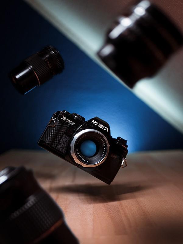 Tutoriales de fotografía para principantes