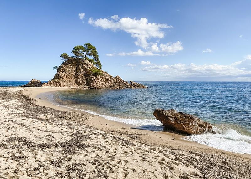 Las 27 calas más bonitas de la Costa Brava