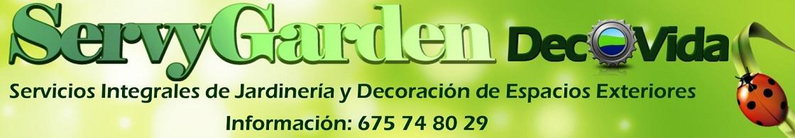 Servicios Integrales de Jardineria y Decoración de Espacios Exteriores