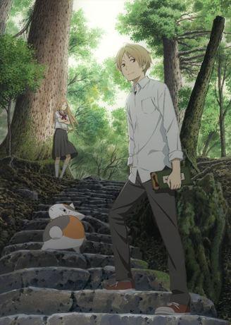 el-anime-natsume-yuujinchou-go-tiene-nueva-imagen-promocional