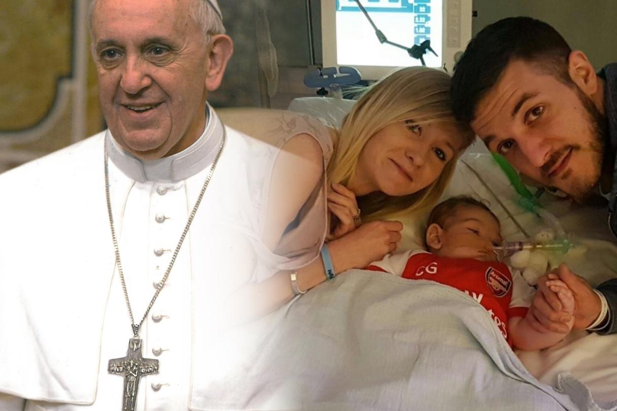 A CUORI UNIFICATI: appello a Papa Francesco per salvare il piccolo Charlie Gard