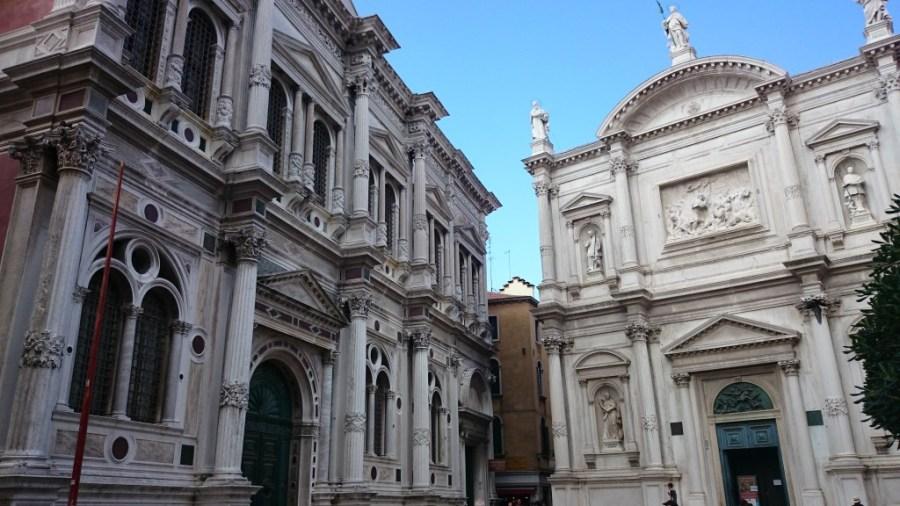 Scuola Grande di San Rocco.