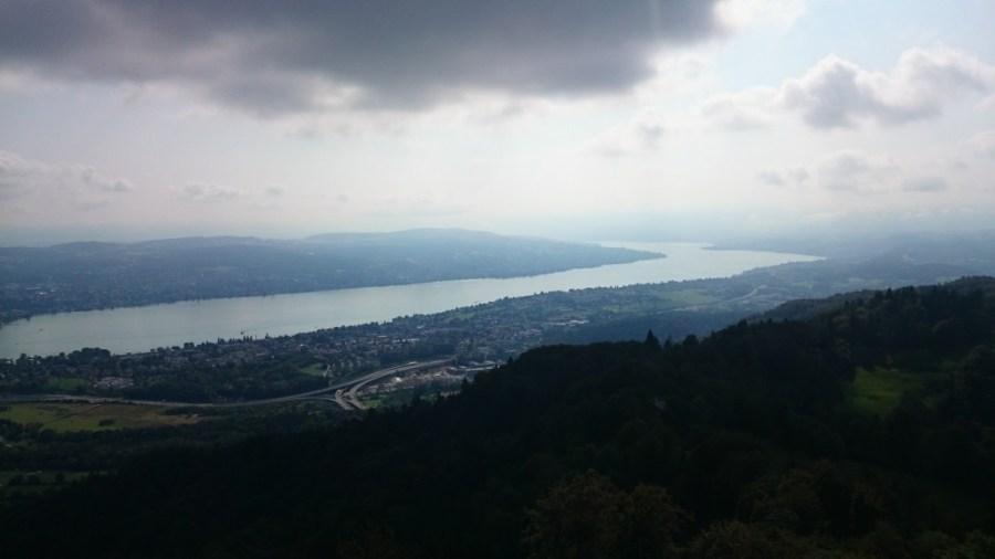 Monte Üetliberg. Zurich.