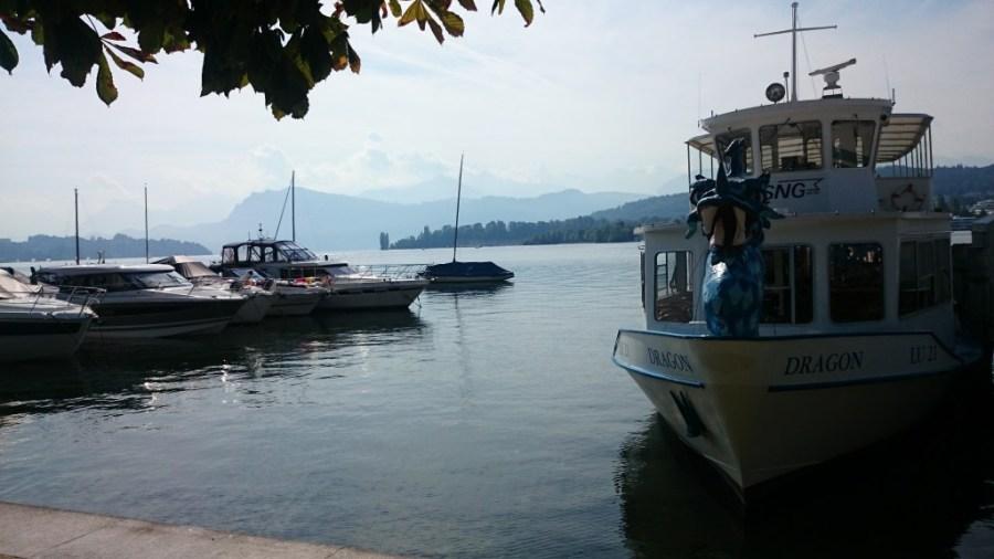 Lago de Lucerna.