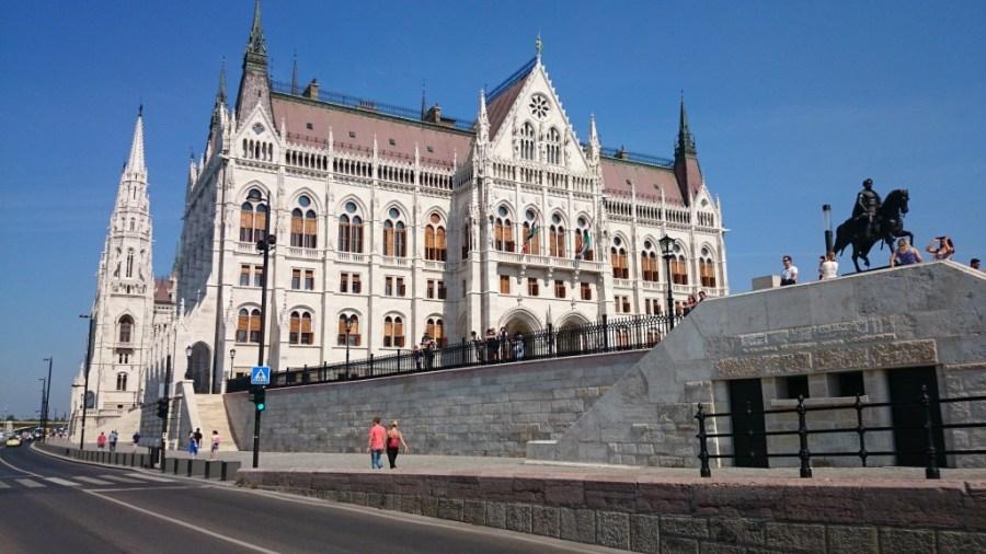 Budapest en 3 días. Parlamento de Budapest