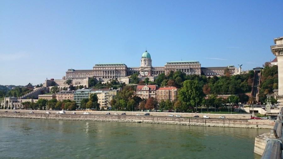 Budapest en 3 días., vistas