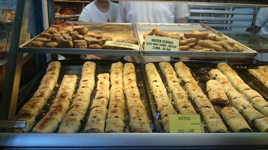 Dulces en el Mercado Central.