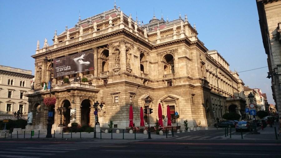 Qué hacer en Budapest. Ópera de Budapest