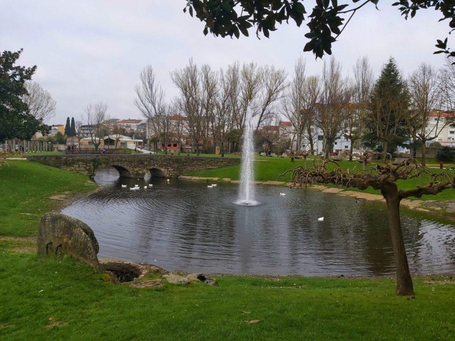 Qué ver en Monforte de Lemos. Parque de los Condes.