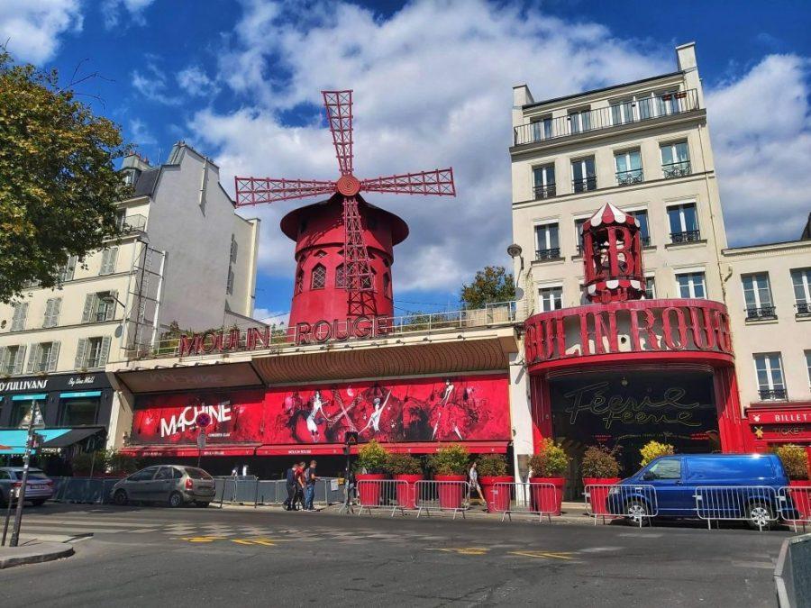 Qué ver en París en 3 días. Moulin Rouge