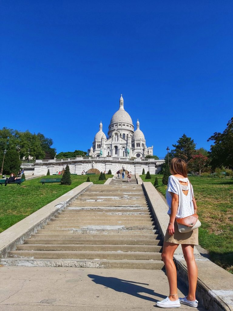 Qué ver en París en 3 días. Sacre Coeur