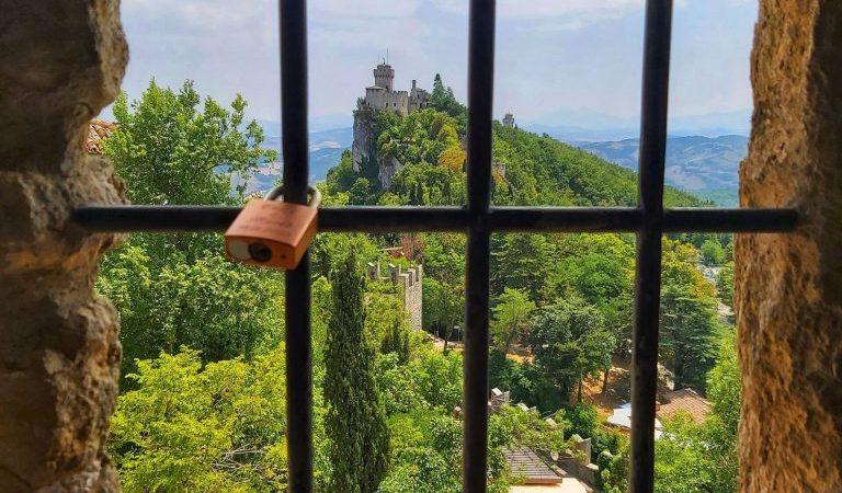 Qué ver en San Marino, 3 torres