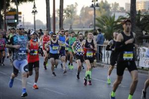 Maratón de Sevilla, foto ABC