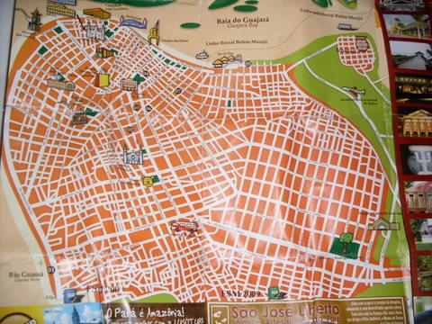 O mapa.