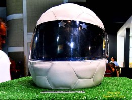 Salão Automoveis 2014 homenagem Ayrton Senna capacete Daniel Alves (19)