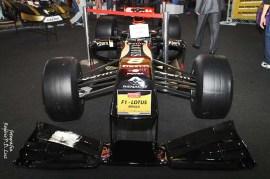Salão Automovel 2014 carros competição Lotus F1 (01)