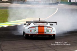 Fia Wec 2014 acidente Aston Martin #97 (03)