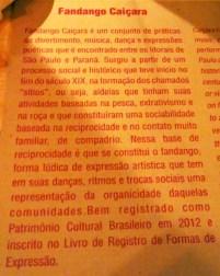 Patrimonio Imaterial Brasileiro.53