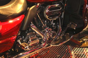 Salao 2 Rodas 2015 . Harley Davidson 04.1