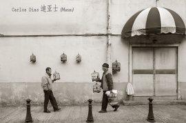 Macau: Gaiolas de pássaros e seus criadores