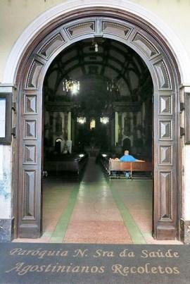 Igreja Nossa Senhora de Saude . Sao Paulo 07