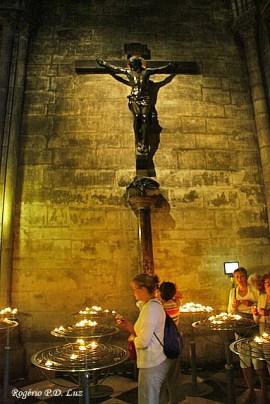Paris: Igreja de Notre Dame
