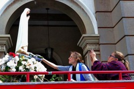 Santuario N.Sra.Fatima S.Paulo dia Centenário Aparicoes 13.05.2017 (22)