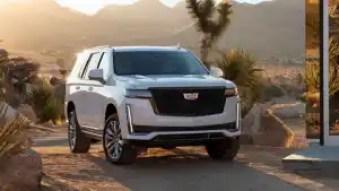 General Motors debe retirar miles de Cadillac, Chevrolet y GMC