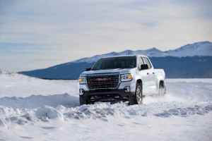 GMC Canyon AT4 del 2021