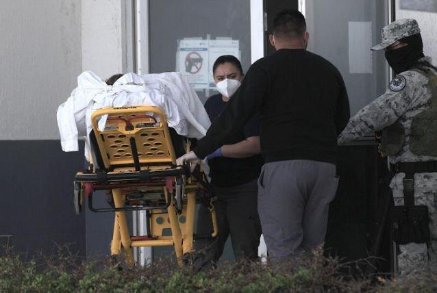 México supera las 200 mil muertes por COVID-19