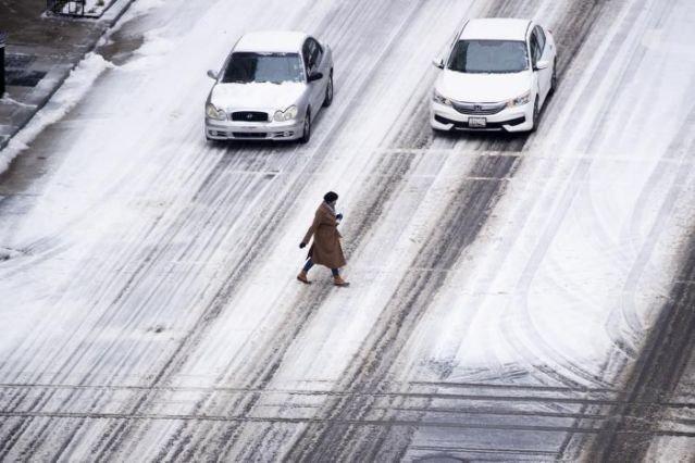 Tormenta invernal sin precedentes amenaza 30 millones personas