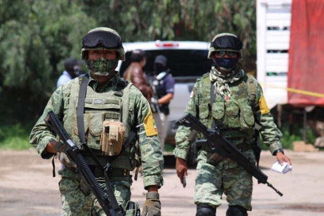 Gobierno mexicano niega que los narcos controlen el país