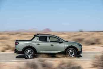 Hyundai presentó la nueva Santa Cruz Sport Adventure