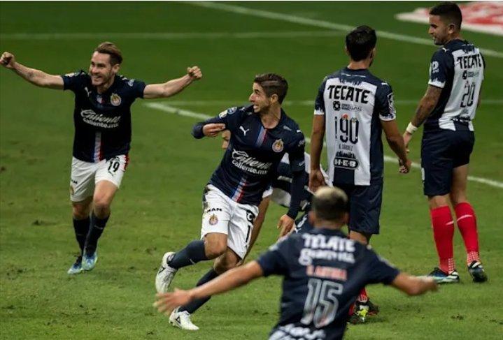 Vucetich celebra el partido redondo de Chivas ante Monterrey
