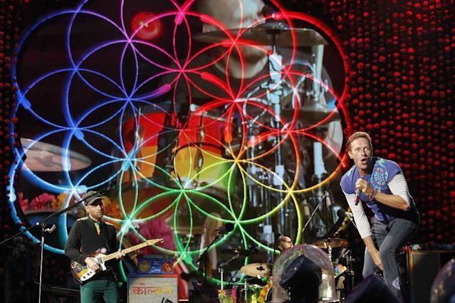 Coldplay lanza un nuevo sencillo