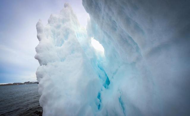 El deshielo de los glaciares provocará la mitad del aumento del mar