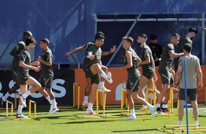 Simeone siempre hay una primera vez, ganarle Barcelona
